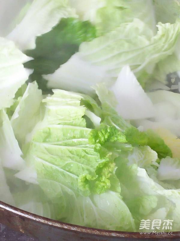 粉丝大白菜怎么吃