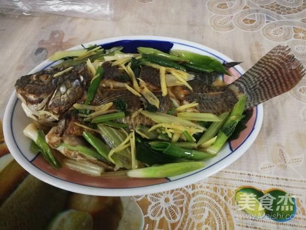 福寿鱼成品图