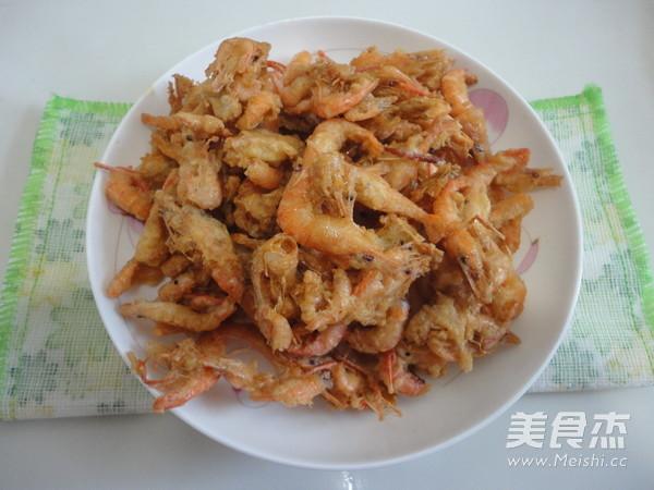 炸河虾的简单做法