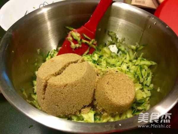 美式西葫芦面包的简单做法
