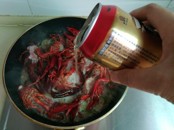 蒜香啤酒小龙虾怎么做