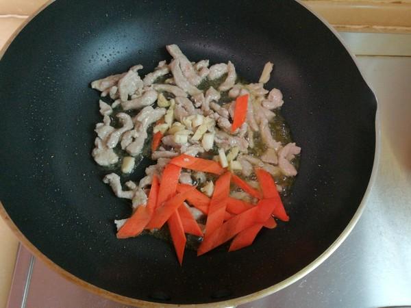 芦笋炒肉怎么炖