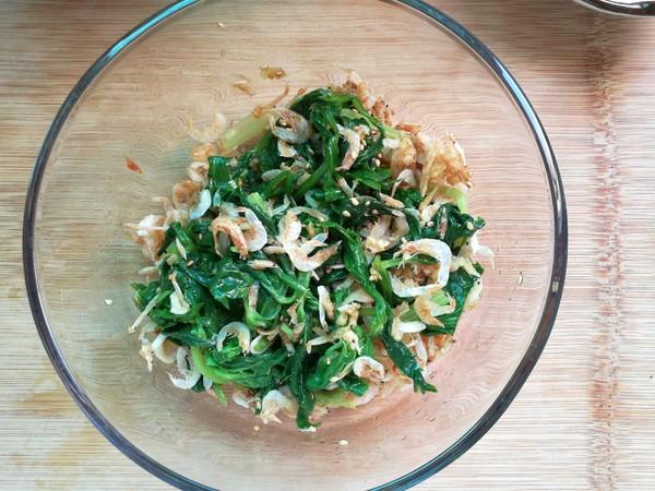 芹菜拌虾皮怎样做