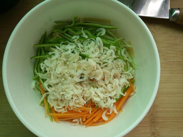 干豆腐虾皮怎样煸