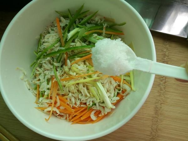 干豆腐虾皮怎样做