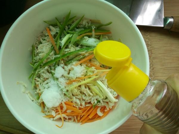 干豆腐虾皮怎样煮