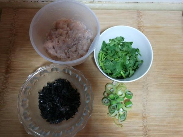 虾丸紫菜汤怎么做