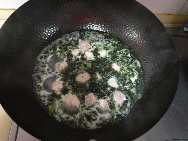 虾丸紫菜汤怎样做