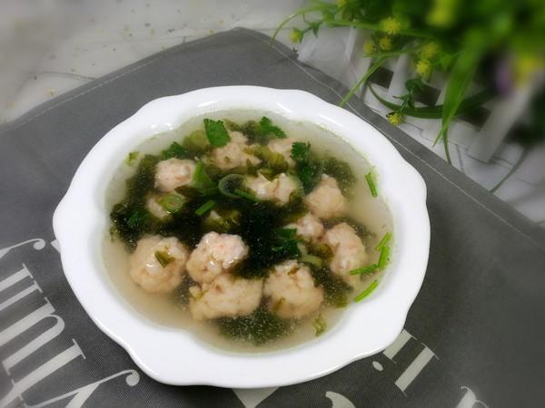 虾丸紫菜汤怎样煮