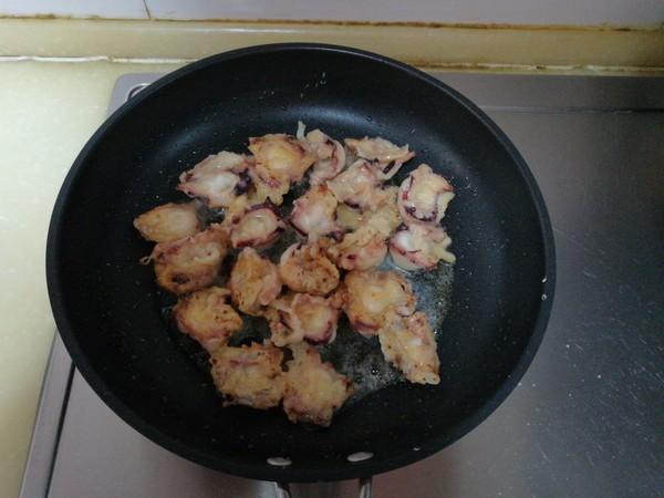 熘章鱼足怎么煮