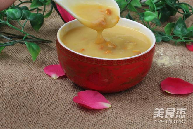 燕麦南瓜粥      减肥养胃必备成品图