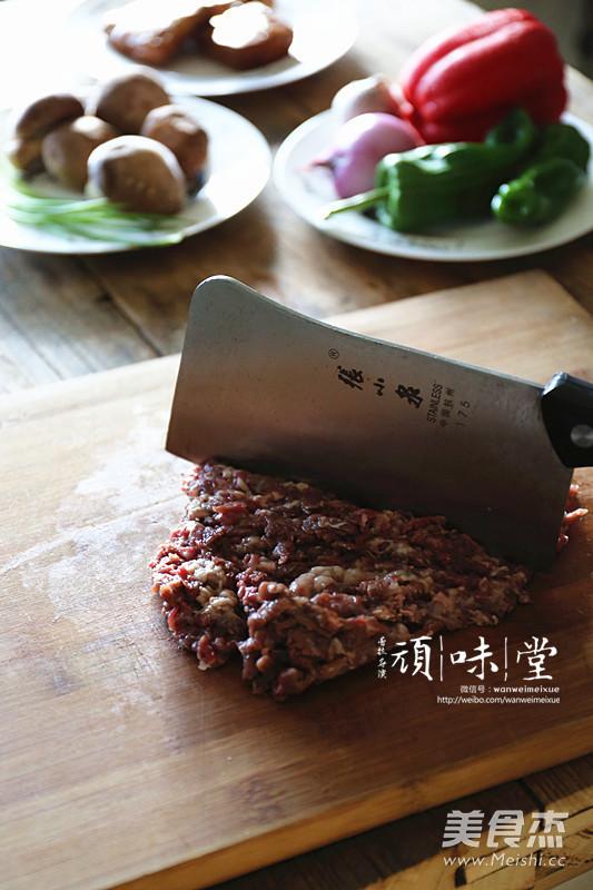 牛肉酱拌面的做法图解