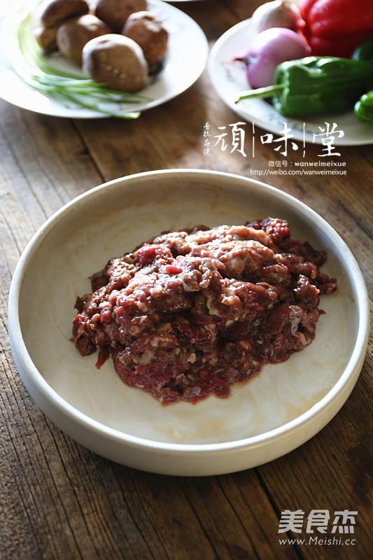 牛肉酱拌面的简单做法