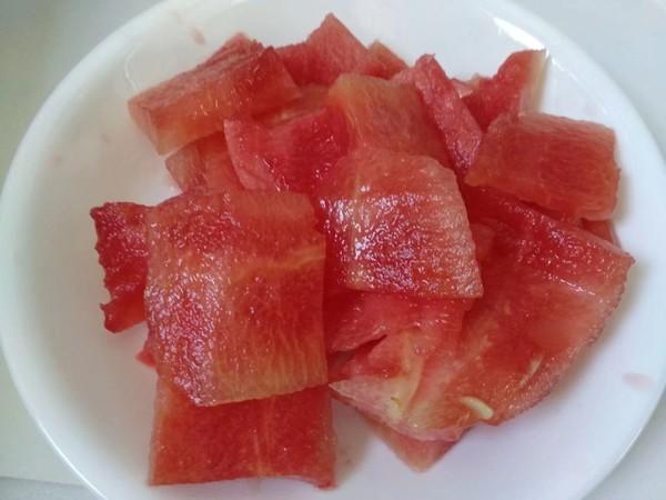 西瓜苹果姜汁的做法图解