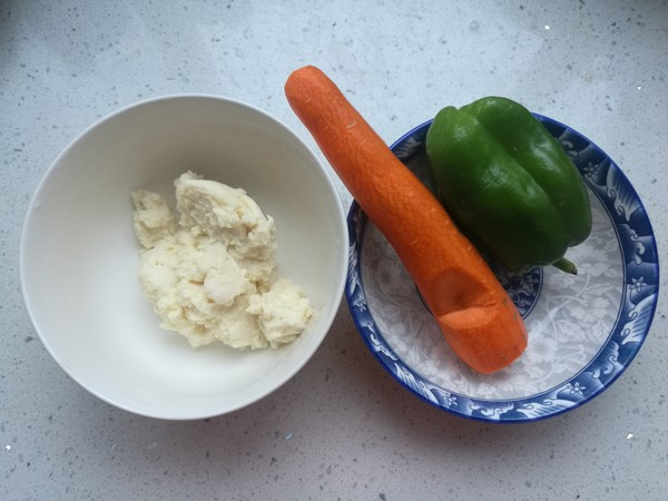 豆渣黄金小饼#早餐#的做法大全