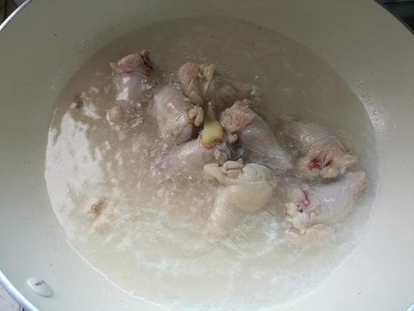 鸡小腿焖土豆的家常做法