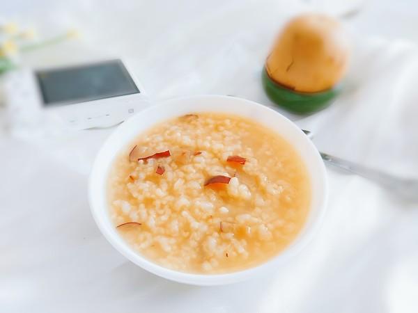 罗汉果红枣粥成品图