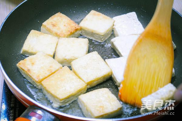 糖醋脆皮豆腐的家常做法