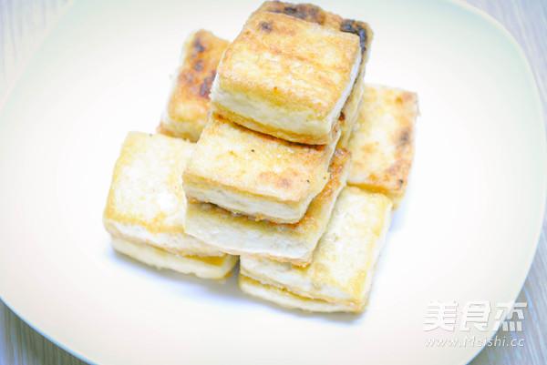 糖醋脆皮豆腐的简单做法