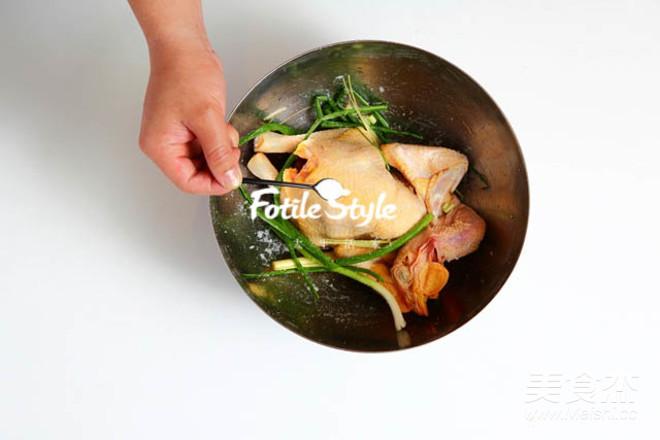 海南鸡饭的做法图解