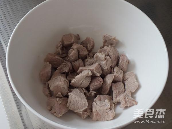 自制猪肉松怎么炒