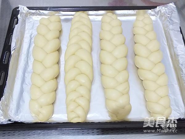 辫子面包怎样煮
