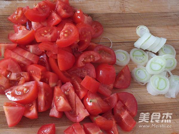 番茄疙瘩汤的简单做法