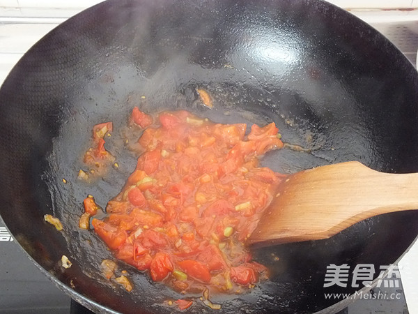 番茄疙瘩汤怎么炖