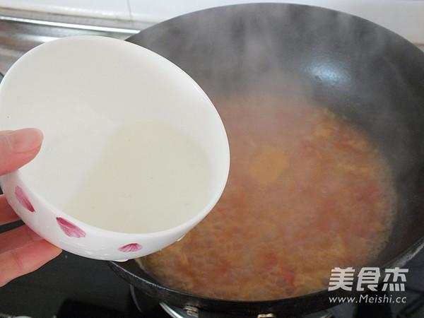 番茄疙瘩汤怎样做