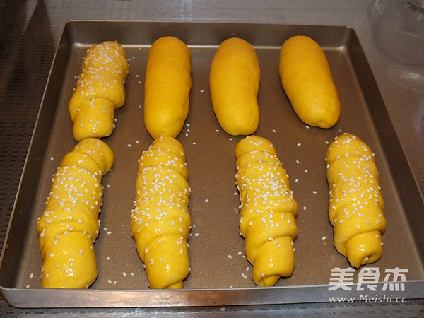 胡萝卜面包卷怎样炒