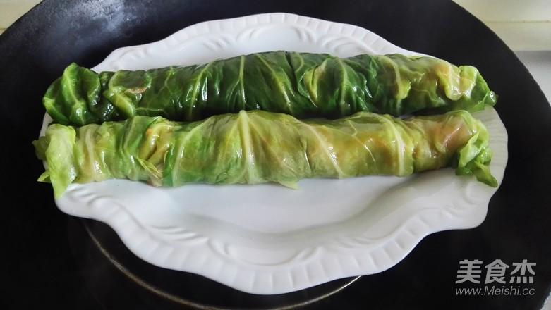 脆皮卷心菜怎么煮