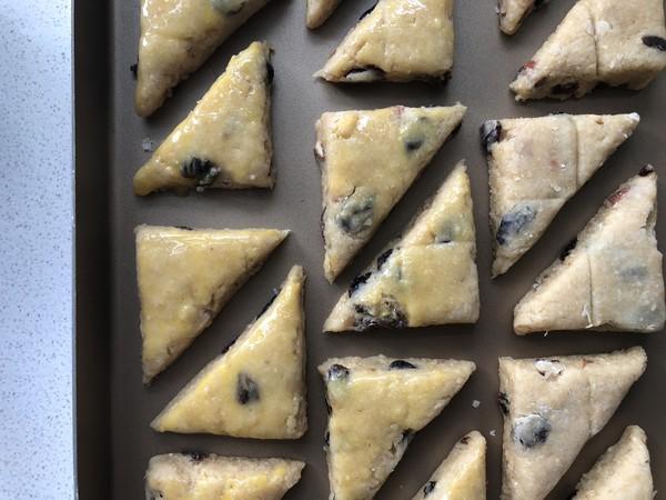 减脂小点-燕麦麸干果能量司康(神手法酵母版)怎样煮