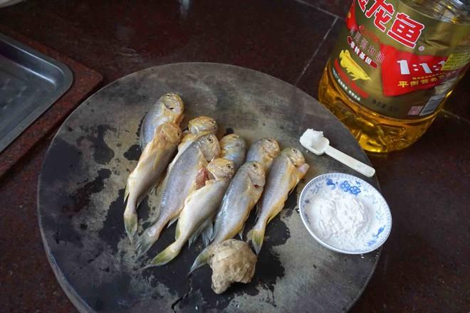 酥炸小黄鱼的做法大全