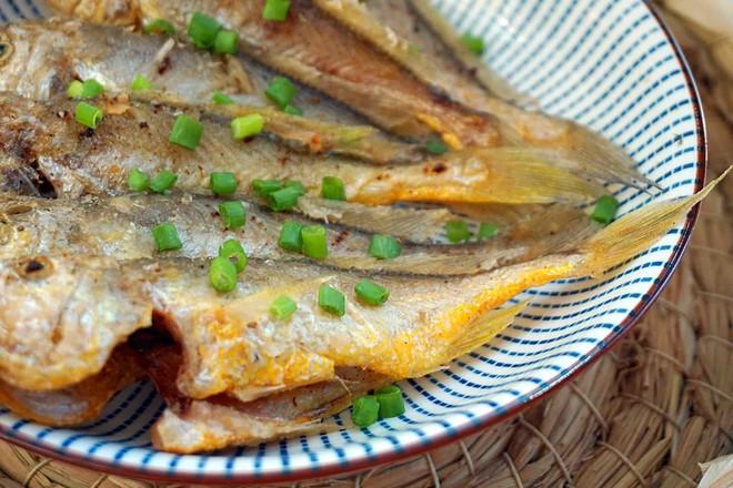 酥炸小黄鱼怎样做
