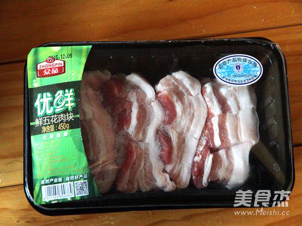 秘制红烧肉的做法大全