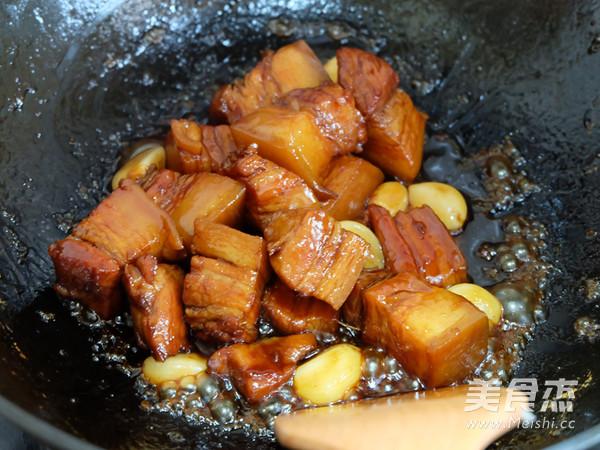 秘制红烧肉的制作方法