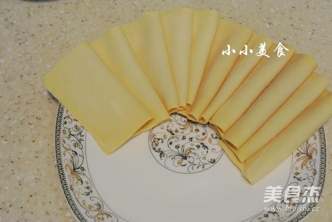 京酱肉丝做法大全,京酱肉丝搭配什么主食都好吃的做法