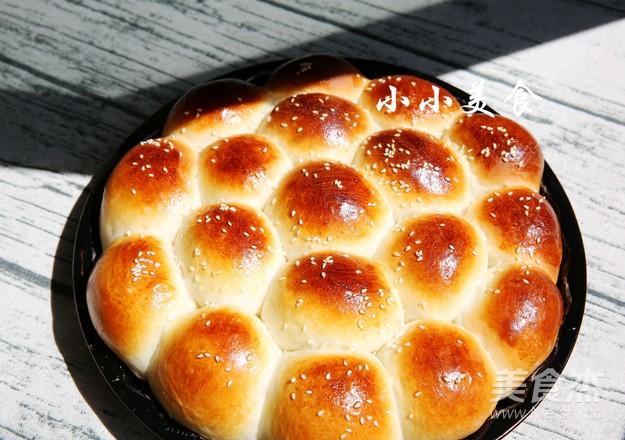 金钱小面包:开学季的早餐面包,做法简单、食材更简单怎么煮