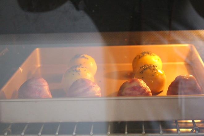 玫瑰蛋黄酥的制作大全