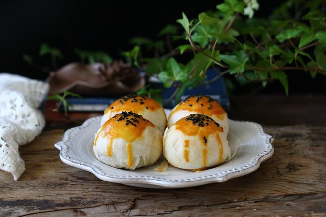 玫瑰蛋黄酥的做法大全