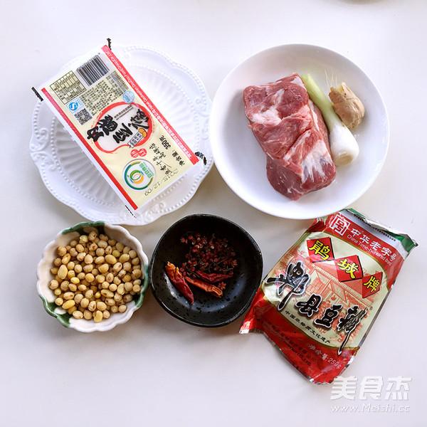 豆花水煮肉的做法大全