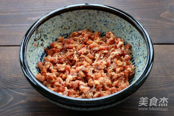 猪肉蒜苔馅儿饺子的家常做法