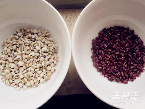红豆薏米汤的做法大全
