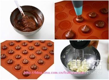 巧克力派的做法图解