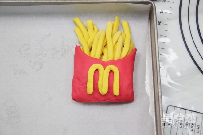 """麦当劳""""薯条"""",怎么吃都不会上火怎样做"""
