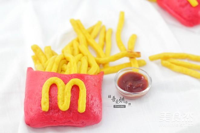 """麦当劳""""薯条"""",怎么吃都不会上火怎样炖"""