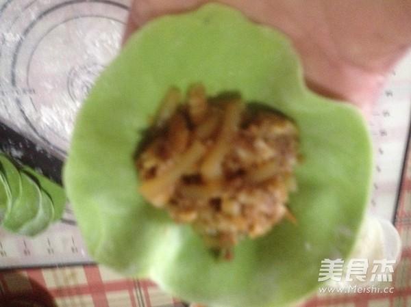 四喜饺子的包法怎么吃