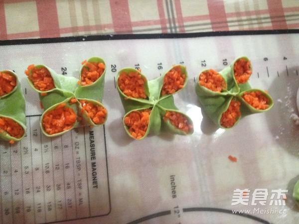 四喜饺子的包法怎么煮