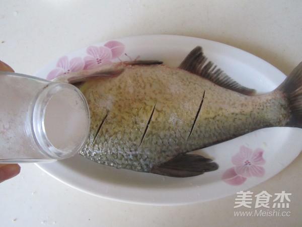 清蒸武昌鱼的做法图解