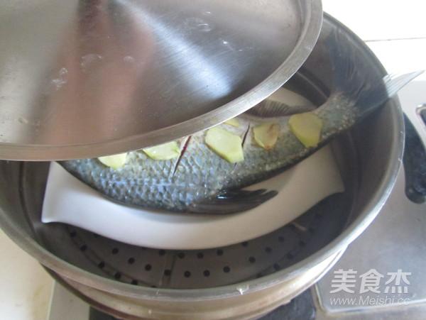 清蒸武昌鱼的简单做法